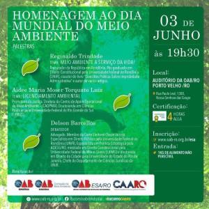03.06- homenagem dia meio ambiente