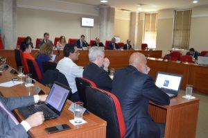 Sessão do Conselho Seccional – Tarde