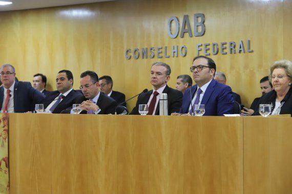 Em voto de relator de Rondônia, Pleno da OAB ratifica constitucionalidade da LINDB