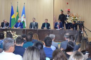 Inauguração Fórum Edelçon Inocêncio – Ariquemes