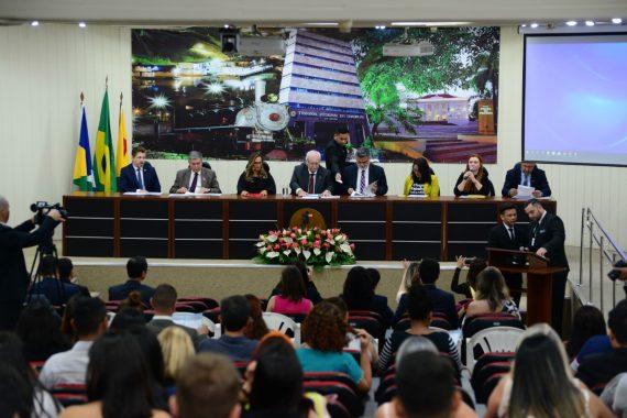 """OAB/RO participa do """"I Seminário Regional Integrado do Trabalho no TRT14º"""