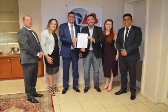 OAB/RO nomeia presidente e membros do Fundo Cultural Pedagógico
