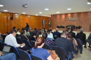 Ética profissional em debate: Bate papo com acadêmicos de direito da Faro