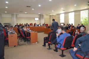 Sessão do Conselho Seccional