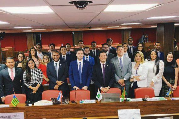 OAB Jovem participa do Encontro Nacional da Jovem Advocacia no RJ