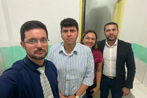 OAB garante acesso de advogado à cliente em unidade prisional da capital
