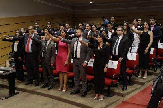 Juiz de garantias e Lei de abuso de autoridade são destaques durante entrega de credenciais em Porto Velho