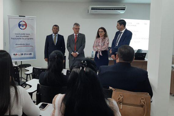 Comissão de Acolhimento recebe primeiros advogados de 2020