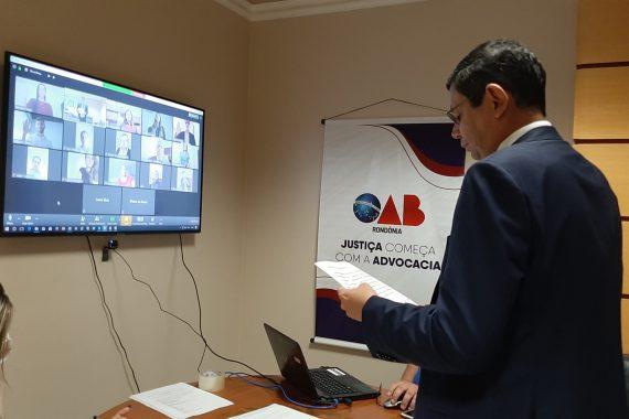 Ineditismo: Videoconferências para credenciamento de advogados aproximam OAB da advocacia