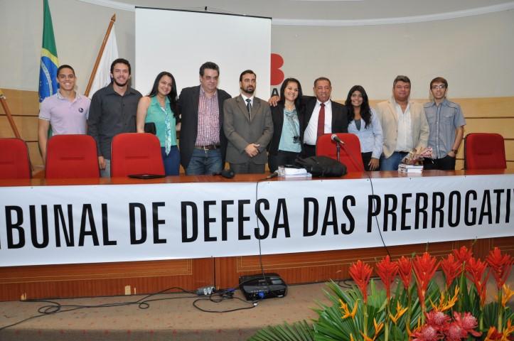 Painel Jurídico – palestra José Viana