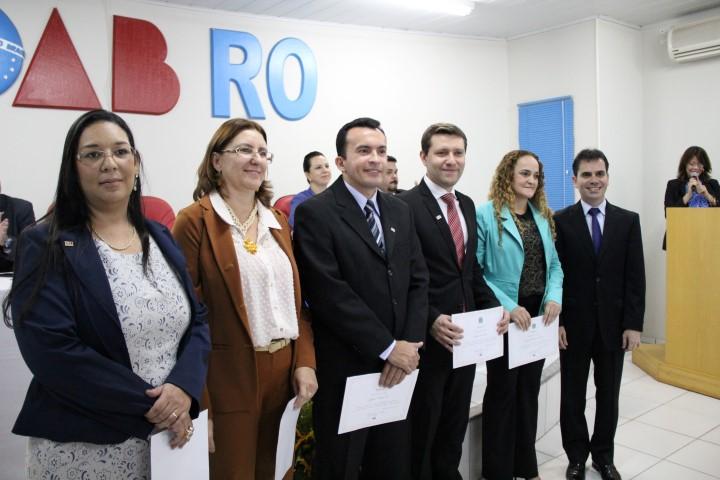 Posse Diretoria de Ji-Paraná