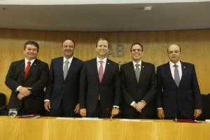 Diretores do CFOAB participarão da posse (Foto: Eugenio Novaes)