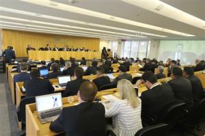 Conselho Federal aprovou voto por unanimidade (Foto: Eugenio Novaes)