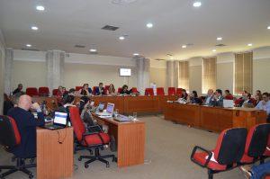 Sessão Ordinária do Conselho Seccional