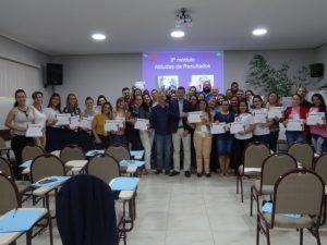 Treinamento colaboradores OAB/RO e Caaro