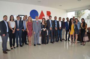 Caravana de interiorização da Comissão da Jovem Advocacia – Ariquemes – 09.03.2020