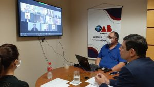 Novos Advogados de Pimenta Bueno são credenciados por meio virtual