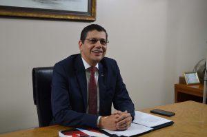 Entrega de credenciais – Ji-Paraná – 08/04/2020