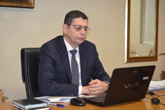 OABRO participa de Audiência Pública sobre retorno das audiências e atendimentos presenciais no TRT-14