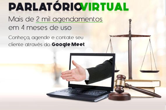 Advocacia realiza mais de mil atendimentos online à clientes custodiados em Porto Velho
