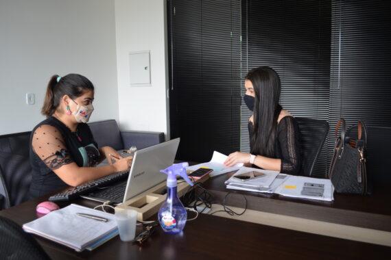 Atendimento em guichê Previdenciário é iniciado pela OAB no Espaço CAARO