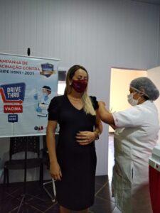 Vacinação Jaru, Alvorada, Ouro Preto, Urupá e Medice