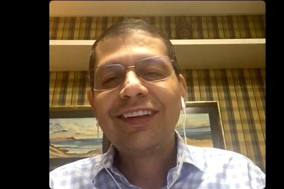Presidente da OAB Rondônia fala sobre trajetória profissional em live