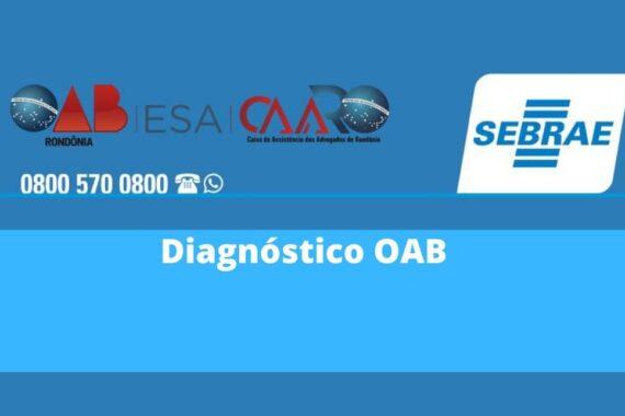 OAB e Sebrae iniciam diagnóstico para avaliar a gestão dos escritórios de advocacia