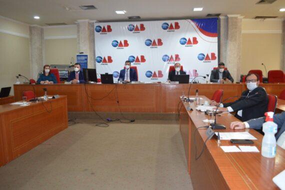 OAB e CAARO apresentam superávit no fechamento das contas de 2020 e têm orçamento aprovado no Conselho Pleno
