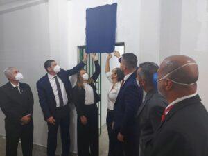 Inauguração Parlatório em Jaru