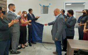 Inauguração da Sala de Apoio ao Advogado em Ji-Paraná
