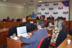 451ª Sessão Ordinária do Conselho Seccional da OABRO