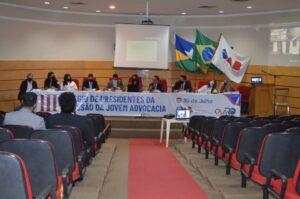 III Colégio de Presidentes da Jovem Advocacia da OABRO