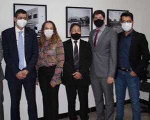 Inauguração da Sala de Apoio ao Advogado de Cacoal