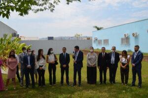 Anúncio das obras do estacionamento e reforma da Subseção de Ouro Preto – 15.09.21