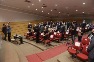 Entrega de Credenciais em Porto Velho – 21 de setembro de 2021