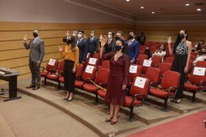 Entrega de Credenciais aos novos Advogados – 13 de setembro de 2021