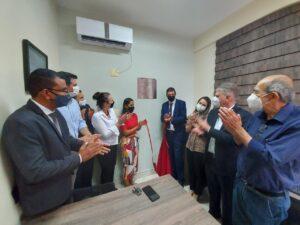 Inauguração da Sala de Apoio em Alta Floresta do Oeste – 16.09.21
