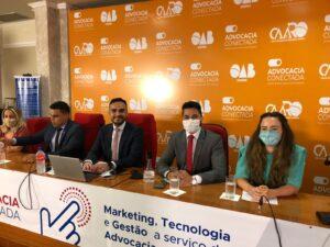 Lançamento virtual do projeto Advocacia Conectada